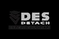 Des Detach detachering