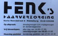 Henk's Haarverzorging
